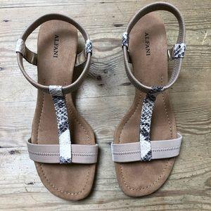 Alfani Step 'N Flex Wedge Sandals